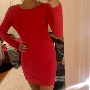 pink Lord & Taylor petite dress!!!